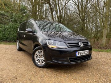 Volkswagen Sharan (2012) 2.0 TD BlueMotion Tech SE DSG 5dr