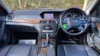Mercedes-Benz C Class (2012) 3.0 C350 CDI Elegance 7G-Tronic 4dr