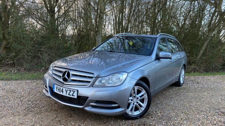 Mercedes-Benz C Class 2014 (14 reg) 2.1 C220 CDI SE (Executive Premium) 5dr