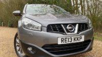Nissan Qashqai 2013 (13 reg) 1.6 dCi Tekna 2WD (s/s) 5dr