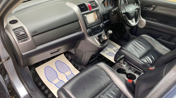 Honda Cr-V 2007 (07 reg) 2.2 i-CDTi EX 5dr