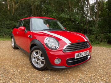 MINI Hatch 2.0 Cooper D 3dr