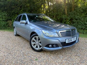 Mercedes-Benz C Class 2.1 C220 CDI BlueEFFICIENCY SE Edition 125 5dr