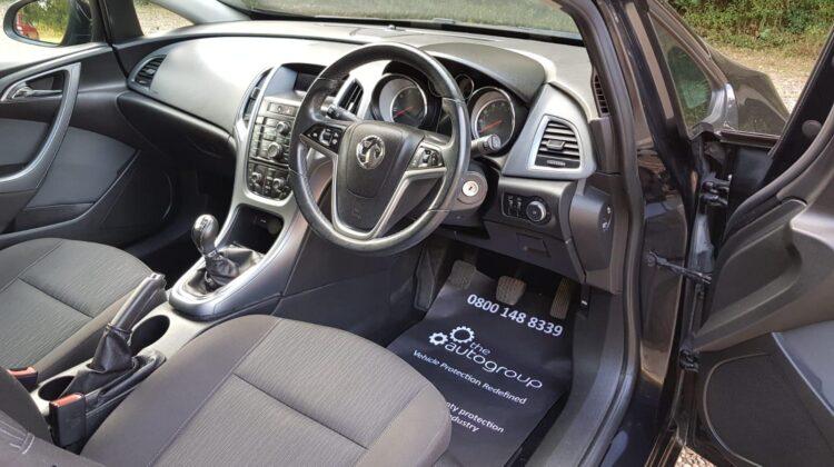 Vauxhall Astra GTC 2.0 CDTi Sport (s/s) 3dr