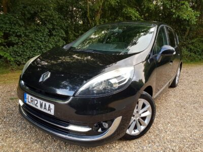 Renault Grand Scenic 1.5 TD Dynamique TomTom Luxe pack (s/s) 5dr