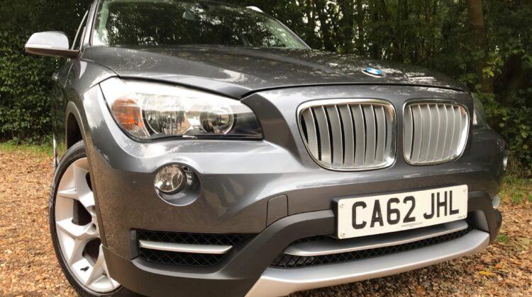 BMW X1 2.0 20d xLine xDrive 5dr