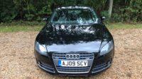 Audi TT 2.0 TD quattro 2dr