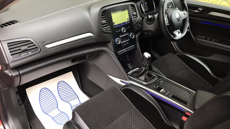Renault Megane 1.5 dCi Dynamique Nav Sport Tourer (s/s) 5dr