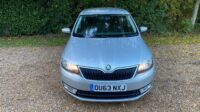 SKODA Rapid 1.6 TDI GreenTech CR SE 5dr