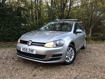 Volkswagen Golf 1.6 TDI BlueMotion 5dr