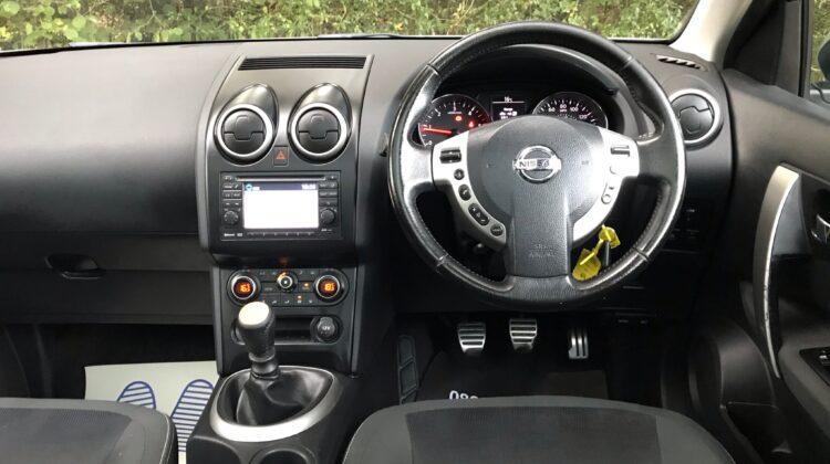 Nissan Qashqai 1.5 dCi n-tec 2WD 5dr