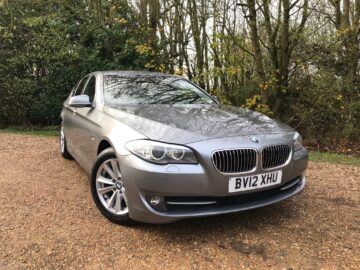 BMW 5 Series 2.0 520d ED EfficientDynamics 4dr