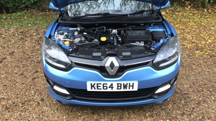 Renault Megane 1.5 dCi Dynamique Tom Tom Sport Tourer EDC Auto 5dr (Tom Tom)