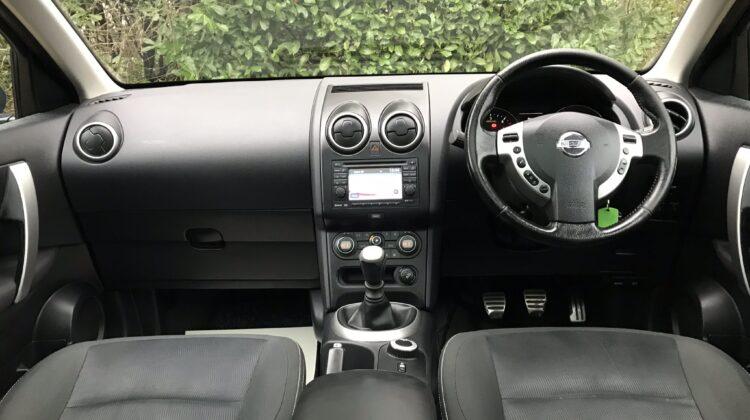 Nissan Qashqai 1.6 dCi n-tec+ 4WD (s/s) 5dr