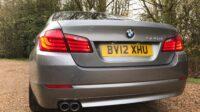 BMW 5 Series 2.0 520d ED EfficientDynamics 4dr