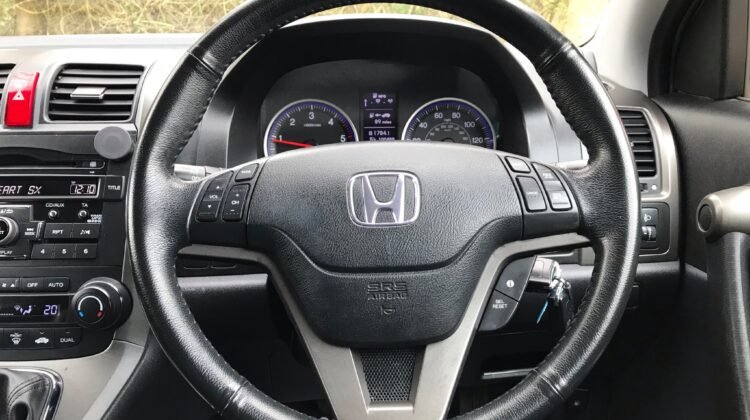 Honda CR-V 2.2 i-DTEC ES 5dr
