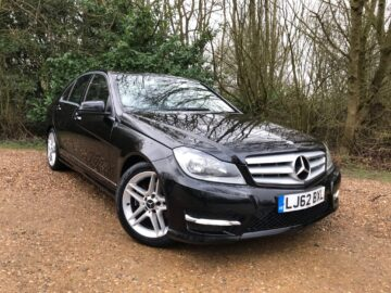 Mercedes-Benz C Class 2.1 C220 CDI BlueEFFICIENCY AMG Sport 4dr