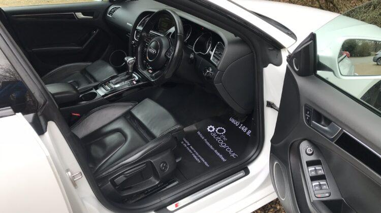 Audi A5 3.0 TDI Black Edition Sportback S Tronic quattro 5dr