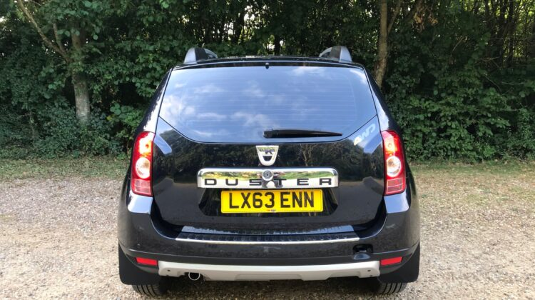Dacia Duster 1.5 dCi Laureate 4WD 5dr