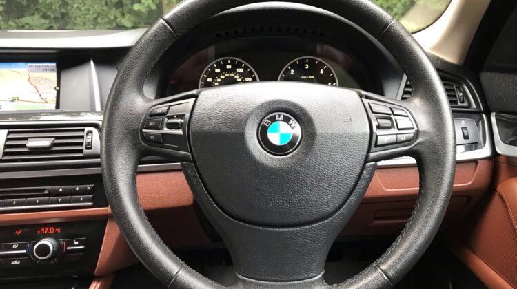 BMW 5 Series 2.0 518d SE 4dr